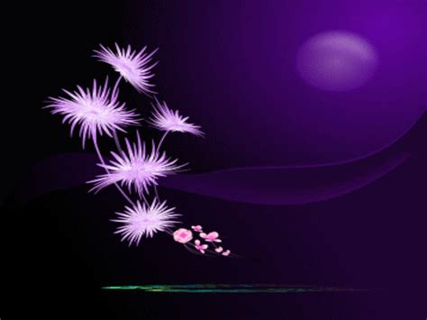 Purple Flowers Wallpapers Wallpaper Cave Purple Flower Backgrounds Graphicpanic