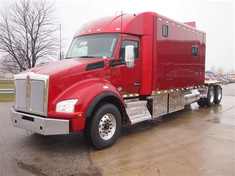 kenworth truck sleepers kenworth t680 ari legacy sleepers