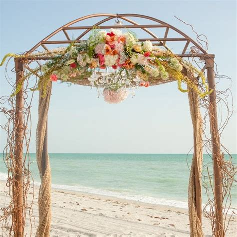 Wedding Arch Location by Floral Wedding Arch For Ceremony Set Free