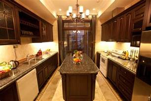 U Shaped Kitchen Designs With Island Luxury Kitchens Designs