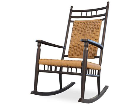 Patio Chairs Sold Separately Lloyd Flanders Low Country Aluminum Porch Rocker Lounge