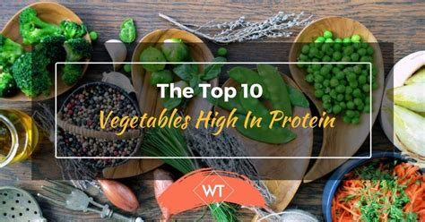 vegetables high in protein the top 10 vegetables high in protein