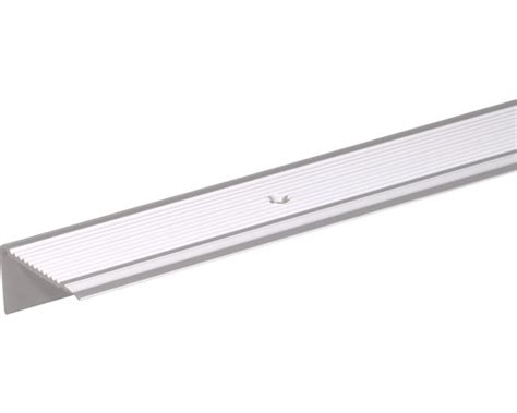 hoekijzer praxis kaiserthal trapprofiel 45x23x2 7 mm aluminium zilver 2000