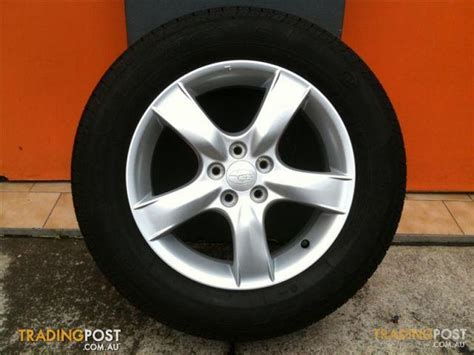 subaru forester stud pattern subaru forrester 16 inch genuine alloy wheels for sale in