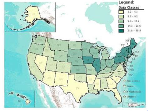 Built Landscape Definition Human Geography Us Census Ap Human Geography