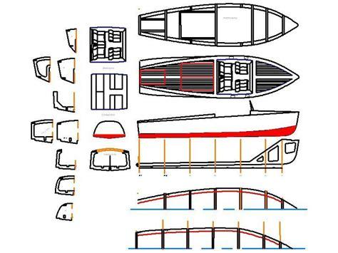 boat plans offsets no1pdfplans diyboatplans page 123