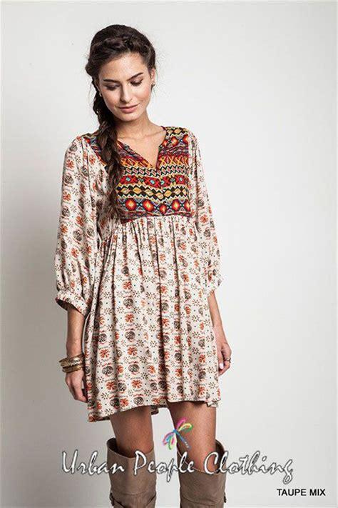 bohemian boho chic tribal trendy clothing aztec fuzzy slouchy 44 best bohemian dress images on pinterest bohemian