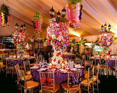 good themed events mardi gras theme center pieces amazing everyone loves a