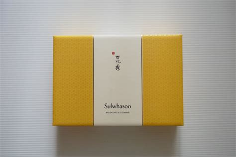 Sulwhasoo Set Promo review sulwhasoo care activating serum ex