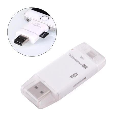 Usb Untuk Iphone jual external storage for iphone i flashdrive usb external