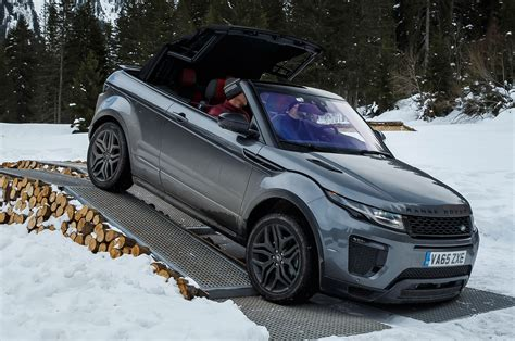 range rover coupe convertible 2017 range rover evoque convertible review