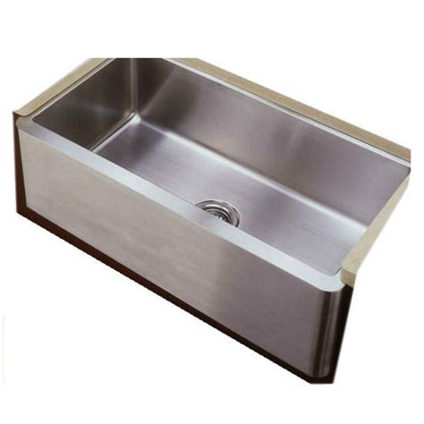 Quality Kitchen Sinks Kitchen Sinks Premium Quality 33 Stainless Steel Loft Sink By Empire Kitchensource