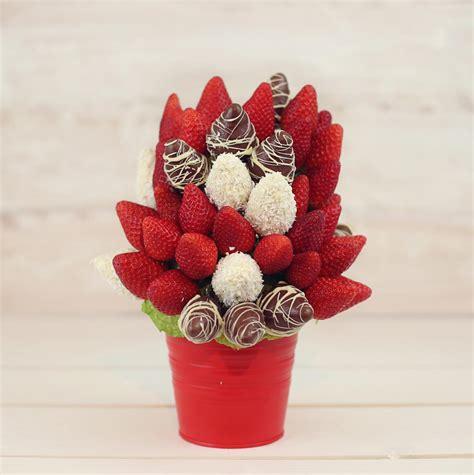 fruit bouquets oh strawberries edible fruit bouquet