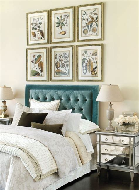 tufted headboards headboards and blue velvet on pinterest