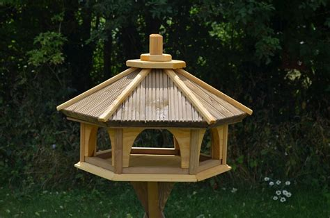 Wooden Bird Feeders Bird Feeders Garden Artisans