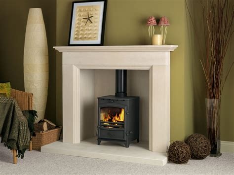 Fireplaces In Huddersfield by Aylesbury Limestone With Chamber Ysf
