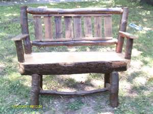 chairs made from trees handmade rustic log furniture oak log bench and coffee