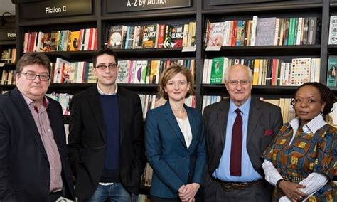 Judging Panel For Blooker Prize Announced by Highbrow Judging Panel Announced For 2015 Booker Prize