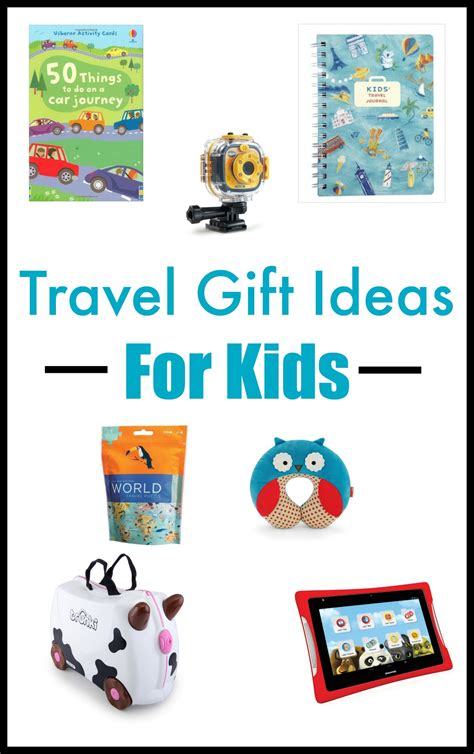 gift guide for traveling kids l travel gift ideas for kids