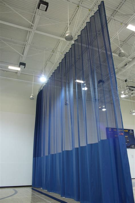 gym curtains walk draw divider curtains divider curtains for gymnasium