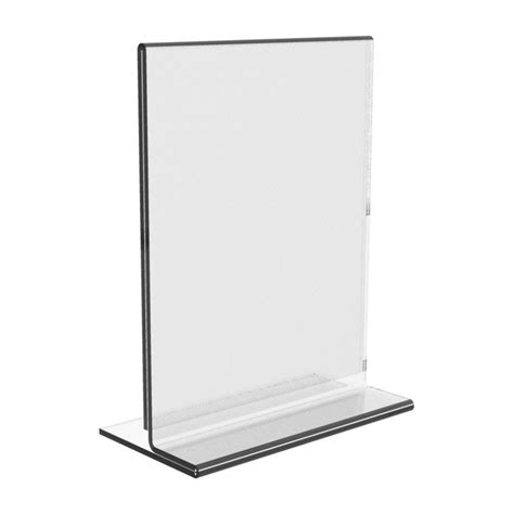 Acrylic A3 a3 a4 a5 acrylic vertical horizontal sign holder menu stand buy a3 a4 a5 acrylic vertical