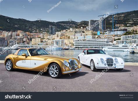 Port City Cars by Monaco Montecarlo 6 April 2016 Exclusive Stock Photo
