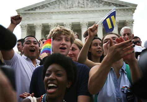 Same sex marriage supreme court predictions