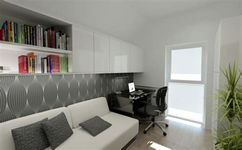 kleines gästezimmer einrichten wohnzimmer in braunt 246 nen