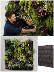 Vertical Garden Blanket The Style Index Wall Gardening With Durie