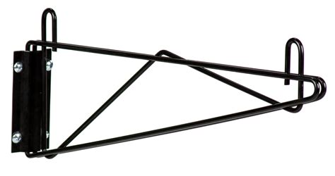 exclusive product black wall mount wire shelving the