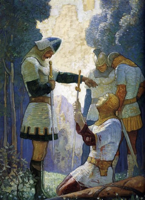 Drawing N Painting by Artists N C Wyeth