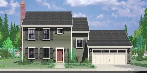 family home plans com 2 story single family home plans