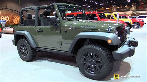 willys jeep interior 2015 jeep wrangler willys wheeler exterior and interior
