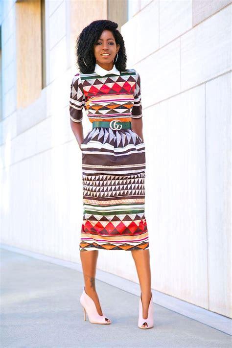 stella jean tribal midi dress style pantry bloglovin