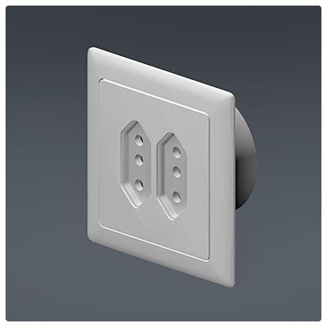 L Socket by Iec World Plugs Type L