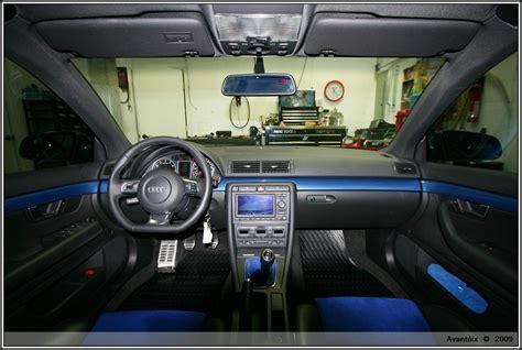 Audi A4 B6 Custom Interior by Custom Interior Pics Page 2