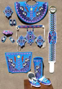 kq designs native american beadwork powwow regalia and