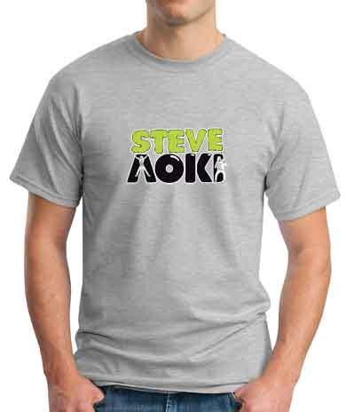 Tshirt Steve Aoki steve aoki t shirt ardamus dj t shirts merch