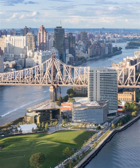 Cornell Tech Nyc Mba by Weiss Manfredi Morphosis Handel Complete Phase