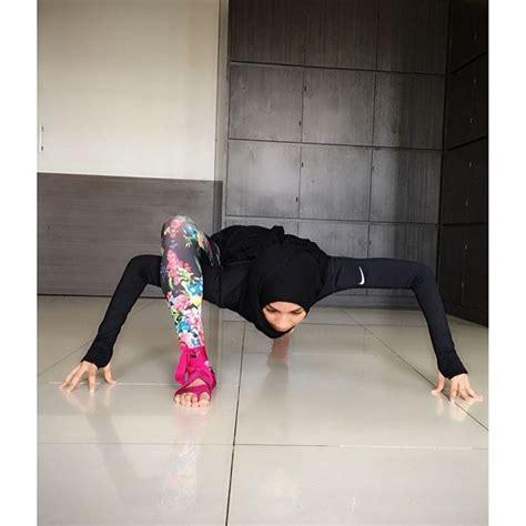 Kerudung Yoya Namaste On Instagram