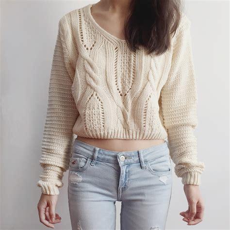 knit hockey sweater pattern knitting pattern for cropped sweater sweater vest
