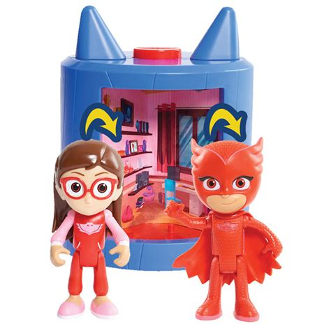 pj masks figures pj masks transforming figure set choice of character one