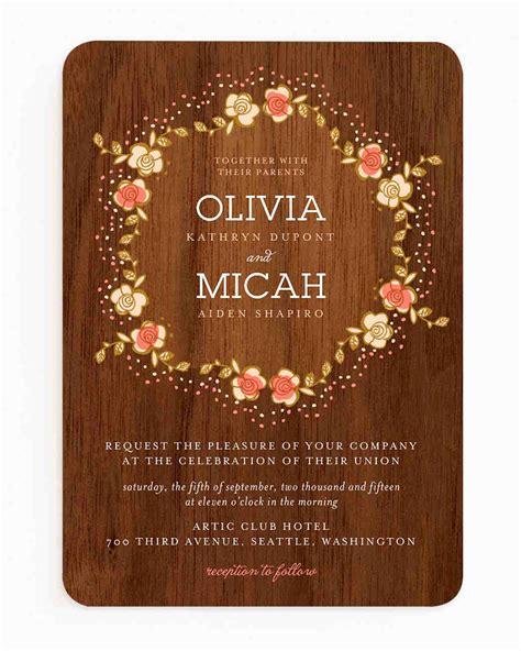 Wedding Divas Wedding Invitations