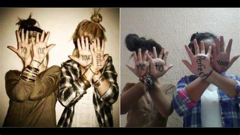 imagenes tumblr mejores amigas imitando fotos tumblr de mejores amigas dianita reyna y