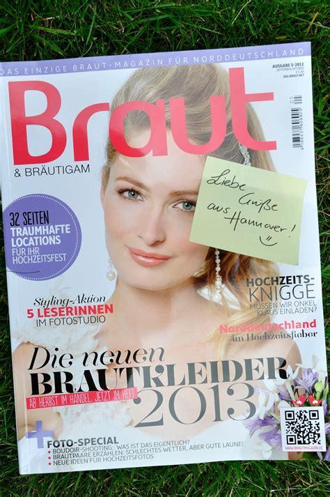 braut zeitschrift hochzeit mit letterart und braut br 228 utigam magazin