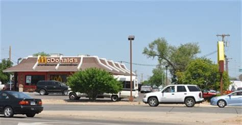 Garden City Mcdonalds Mcdonalds Avenue Garden City Kansas Mcdonald S