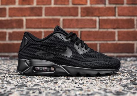 nike air max 90 ultra br quot black quot sneakernews