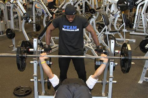 snap fitness bench press snap out of it 4 mistakes that cause your fitness goals