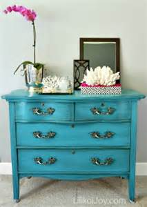 Turquoise Painted Dresser by Chalk Painted Furniture By Color Turquoise Chalk Paint