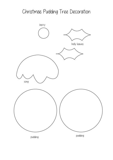Free Templates For Felt Christmas Decorations Best Template Idea Felt Shapes Templates